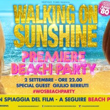 walking on sunshine - il beach party
