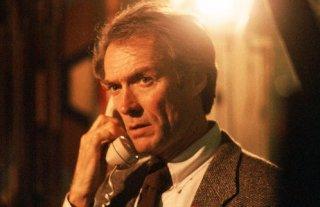 CLint Eastwood in Corda tesa