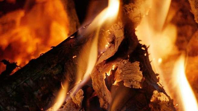 La creazione di significato: un'immagine del fuoco