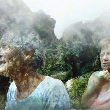 La creazione di significato: una scena in sovrimpressione con Pacifico Pieruccioni