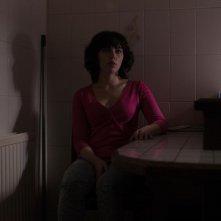 Under the Skin: Scarlett Johansson in una scena del film diretto da Jonathan Glazer
