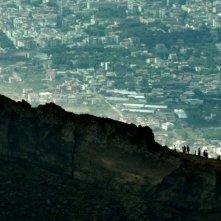 Sul vulcano: una meravigliosa immagine tratta dal documentario