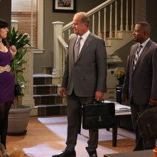 Partners: Edi Patterson con Kelsey Grammer e Martin Lawrence nell'episodio They Come Together
