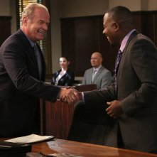 Partners: Kelsey Grammer e Martin Lawrence nell'episodio They Come Together