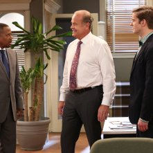 Partners: Rory O'Malley, Kelsey Grammer, Martin Lawrence nell'episodio Let's Have a Simple Gwedding