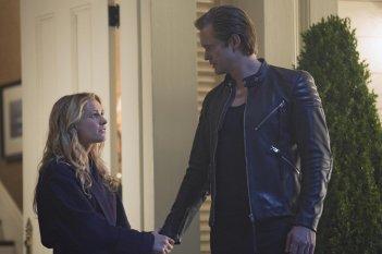 True Blood: Alexander Skarsgård e Anna Paquin nell'episodio Almost Home