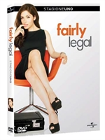La cover DVD di Fairly Legal - Stagione 1