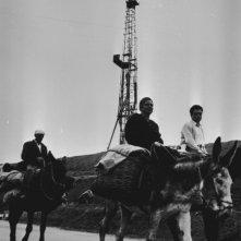 La Zuppa del Demonio: pozzi di perforazione in Val Basento negli anni '50 in una scena del documentario
