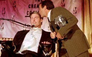 Robin Williams e Christopher Reeve