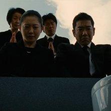 Words with Gods: una scena tratta dall'episodio Sufferings, di Hideo Nakata