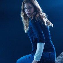 Under the Dome: un'immagine di Rachelle Lefevre nell'episodio Going Home