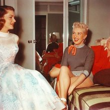 Come sposare un milionario: Marilyn Monroe insieme a Betty Grable e Lauren Bacall
