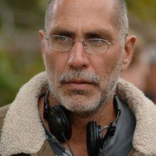 Words with Gods: Guillermo Arriaga, regista dell'episodio God's Blood, in una foto dal set