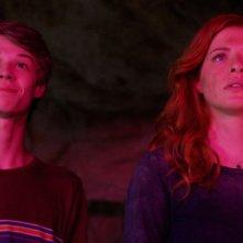 Under the Dome: Rachelle Lefevre e Colin Ford nell'episodio Going Home
