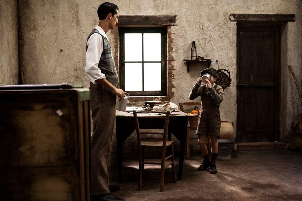La trattativa: una scena del film