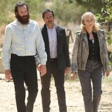 The Bridge: una scena dell'episodio Harvest of Souls