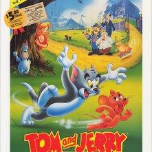 Locandina di Tom & Jerry: Il film
