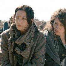 Tsili: Sarah Adler in una scena del film