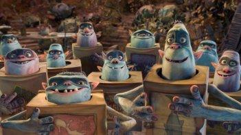 BoxTrolls - Le scatole magiche: una scena del film