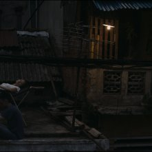 Una sequenza del film Flapping in the Middle of Nowhere di Nguyễn Hoàng Điệp