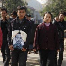 The Coffin in the Mountain: una scena del film di Xin Yukun