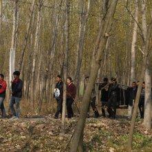 The Coffin in the Mountain: una scena collettiva del film di Xin Yukun