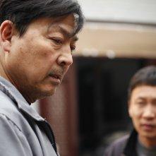 The Coffin in the Mountain: una scena del dramma di Xin Yukun
