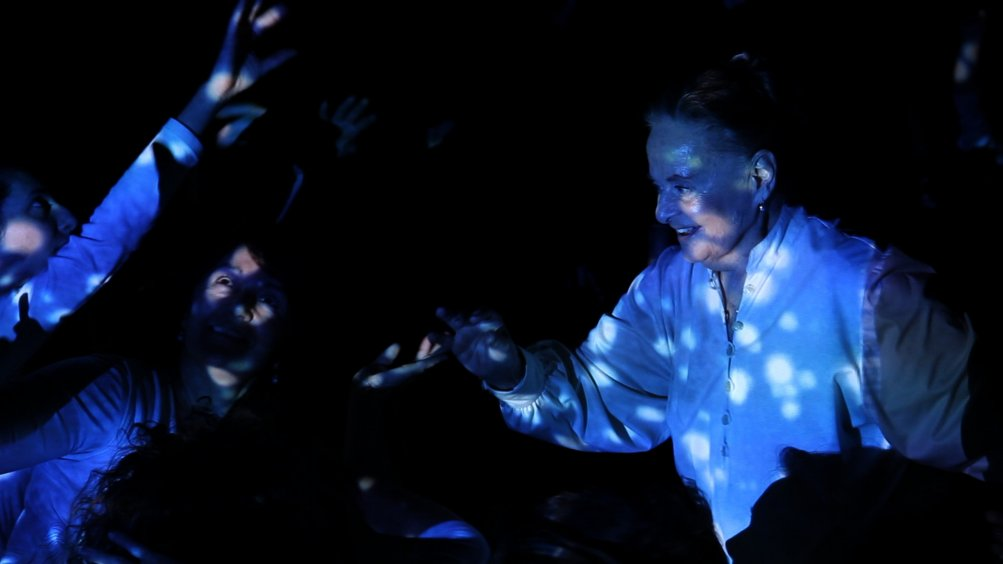 Maria Fux acclamata dal pubblico nel biopic Dancing with Maria