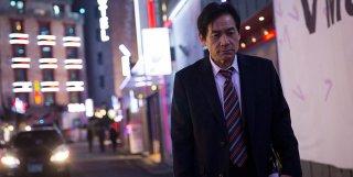 Revivre: Ahn Sung Ki, protagonista del film, in una scena