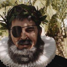 The Old Man of Belem: Luís Miguel Cintra in una scena tratta dal corto