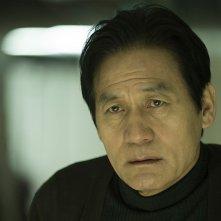 Revivre: Ahn Sung Ki in una scena del film drammatico