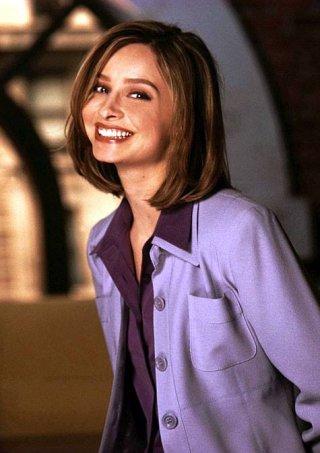 Ally McBeal: Calista Flockhart in un'immagine promozionale della serie