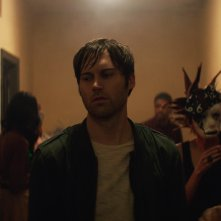 Before I Disappear: Shawn Christensen in una scena del film da lui diretto e interpretato