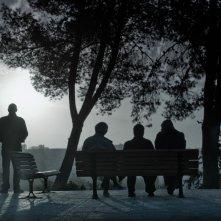 Mita Tova - The Farewell Party: una suggestiva immagine del film di Tal Granit e Sharon Maymon