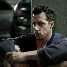 El 5 de talleres: Esteban Lamothe in una scena del film