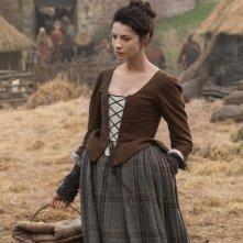 Outlander: una scena dell'episodio Castle Leoch