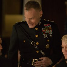 House of Cards: Kevin Space, Robin Wright e Peter Bradbury nell'episodio Chapter 15