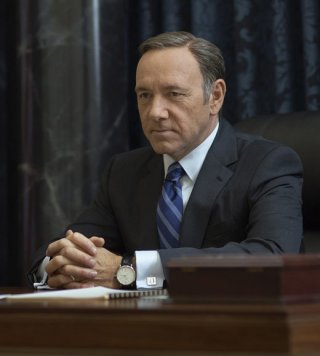 House of Cards: Kevin Spacey nell'episodio Chapter 16