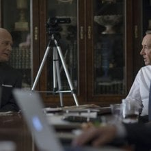 House of Cards: Gerald McRaney e Kevin Spacey in Chapter 16