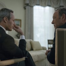 House of Cards: Michael Gill e Kevin Spacey in Chapter 24