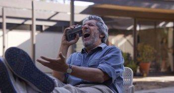 Reality: Alain Chabat in cerca dell'urlo perfetto in una scena del film