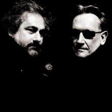 I registi Benoît Delépine e Gustave Kervern in una foto promozionale