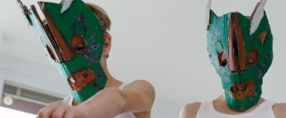 Goodnight Mommy: una scena del film