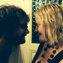 Goodnight Mommy: i registi del film Veronika Franz con Severin Fiala in una foto promozionale