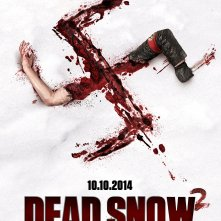 Locandina di Dead Snow 2: Red vs. Dead