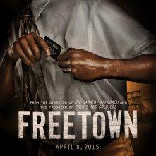 Locandina di Freetown