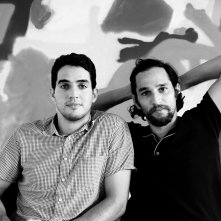 Heaven Knows What: i registi Josh Safdie e Benny Safdie in una foto promozionale