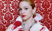 Madonna mette all'asta i costumi di Evita
