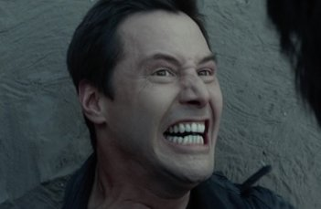 Keanu Reeves in Man of Tai Chi