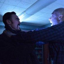 The Strain: Kevin Durant in una scena dell'episodio Ocultation